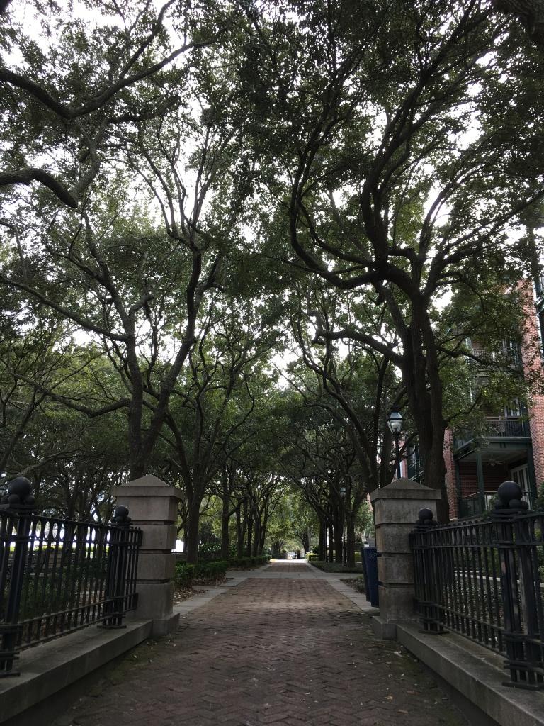 Riverfront Park, Charleston, SC